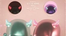 Magnoliac - Glitter Horns