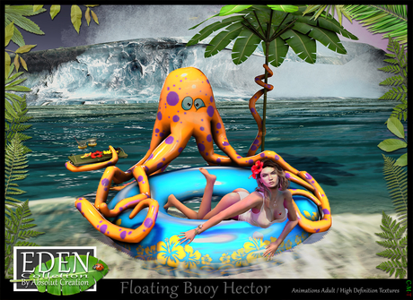 (*.*) Floating Buoy Hector