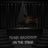 .:F L O Y D:.On The Stage Backdrop