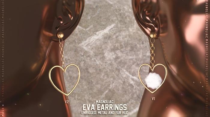 Magnoliac - Eva Earrings