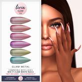 LIVIA // Mix It Polish // Glam Metal [Claw HUD]