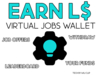 Virtual Jobs Wallet v1.0