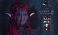 +Dreamcatcher+ Mourning veil