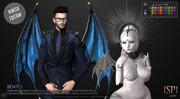 [SP] Ascendant Wings Demonic v1 [W]