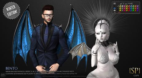 [SP] Ascendant Wings Demonic v2 [W] [BENTO]