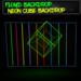 .:F L O Y D:.Neon Cube Backdrop