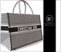 RICH FATALE - BOOK TOTE - HOUNDSOOTH