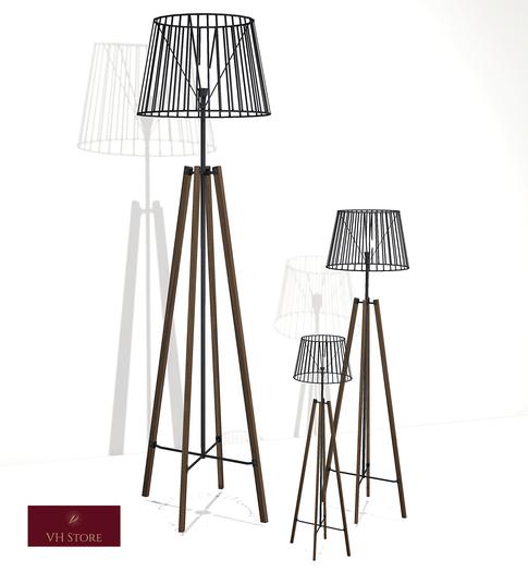 ..::VH Store::.. - Slats Floor Lamp - [FATPACK]