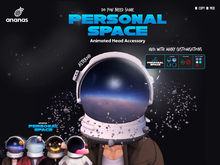 Ananas// Personal Space - Asteroids