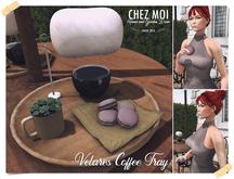 Velares Coffee Tray ♥ CHEZ MOI