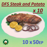 DFS Steak and Potato x 10