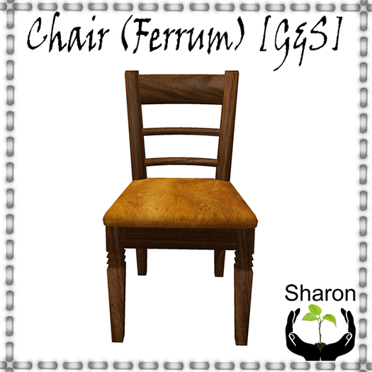 Chair (Ferrum) [G&S]