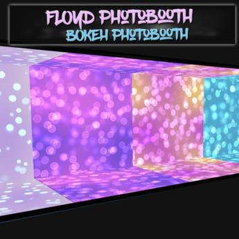 .:F L O Y D:.Bokeh Photobooth