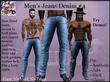 Men's Jeans Denim # 4 (ADD ME)