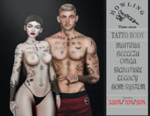 [ H O W L I N G ]- TEY - Tattoo