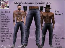 Men's Jeans Denim # 9 (ADD ME)