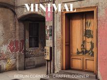 MINIMAL - Berlin Graffiti Corner