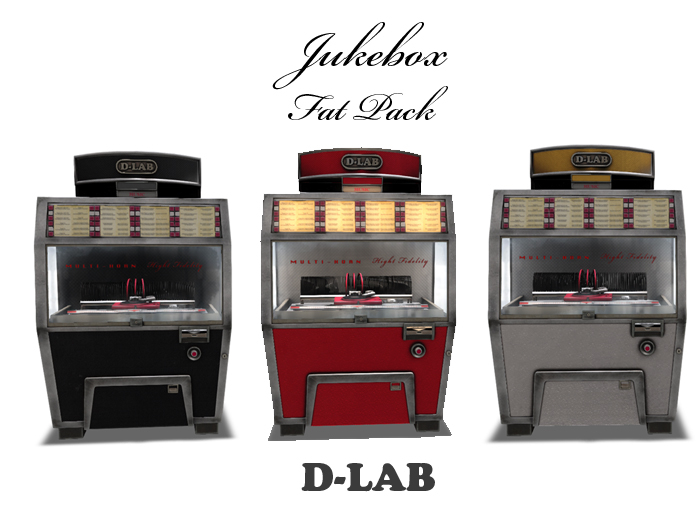 D-LAB Jukebox fatpack