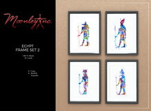 Moonley Inc. - Egypt Frame Set 2