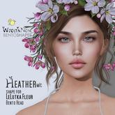 { wren's nest } Heather Shape for LeLutka Fleur bento head