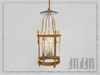 Grand Antichambre - Golden Lantern