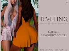**RIVETING ~ Summer Fling Dress {Fatpack} {Add}