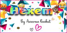 Gestures HEXEM - *Rezz&Open*. Remix mata bebe animado
