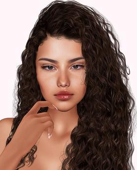Maya Shape - Lelutka Fleur Head (Lelutka Evolution)