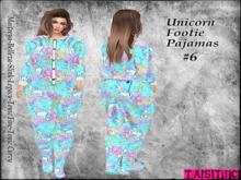 Tastic-Unicorn Footie Pajamas #6 Kupra Update!