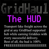 GridHaul HUD 1.0.3a Package