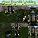 - 70% HOT PRICE! Emerald Wedding Venue with Poses, decorations, flowers and rezzer COPY