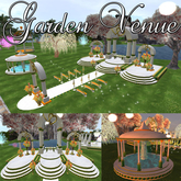 # Garden Wedding Venue
