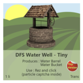 DFS Water Well - Tiny