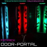 [inZoxi] - BOX - Experience Portal Door - Fatpack
