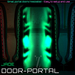 [inZoxi] - Experience Portal Door 1 Land Impact - Jade