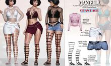 Mangula HUD [Unpack] Sexy and Chic - Set - [GRAN PACK]