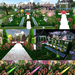 -70% Princess VIPSeries SECRET GARDEN WHITE WEDDING VENUE with animations poses and decorations Fountain effect hud
