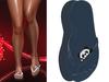 !PCP :: Summer Flip Flops [Navy Panda Bear]