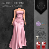 **Mistique** Salome Silk Pink{wear me and click to unpack)