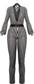 OSMIA - Evelyn.Jumpsuit - Striped