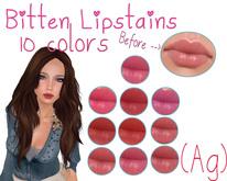 (Ag) bitten lipstain pack / BOM