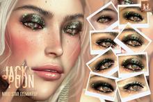 Jack Spoon . Nikki -star eye makeup set (Lelutka Evolution)