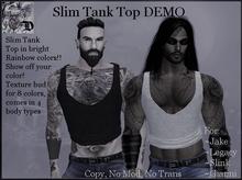 Slim Tank Top DEMO