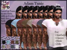 Adam Tunic (ADD ME)