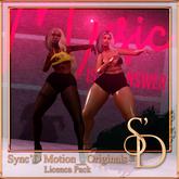 Sync'D Motion__Originals - Licenca Pack