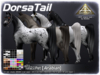 ABADDON ARTS - Dorsa Tail GRAND [Teeglepet Arabian]