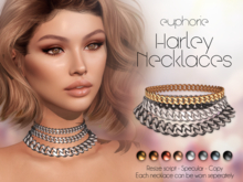 Euphorie- Harley Necklaces - ADD ME