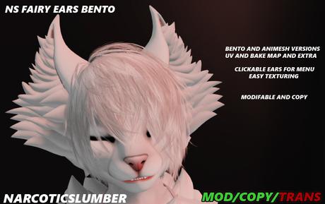 NS Fairy ears BENTO