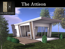Attison by Galland Homes - Prefab Modern Cottage