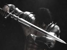 [pdb] Single Sword Pose - A Hunted Man